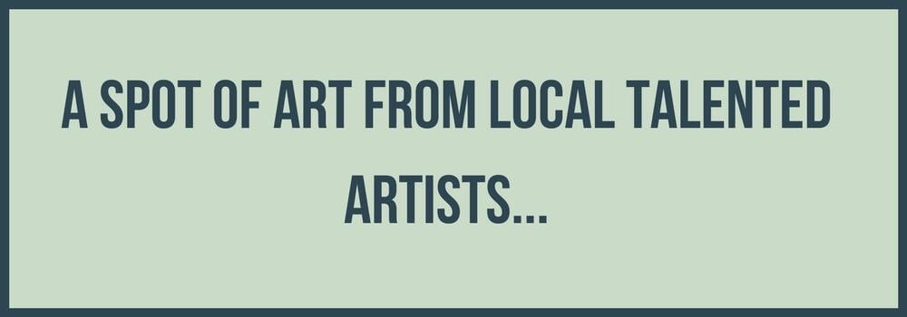 Artists spot