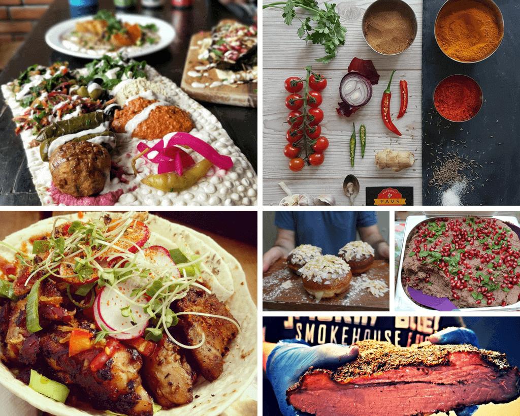 International Cuisines - Street Food - June 30th - July 1st 2018, Roundhay Park, Leeds