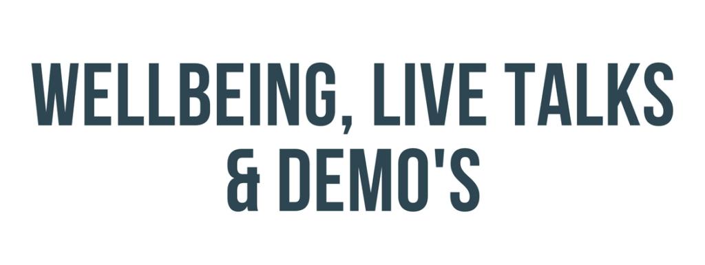 Live Talks Leeds Food Festival