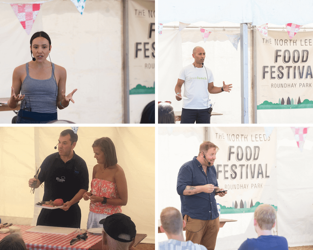 Leeds Food Festival Live Talks